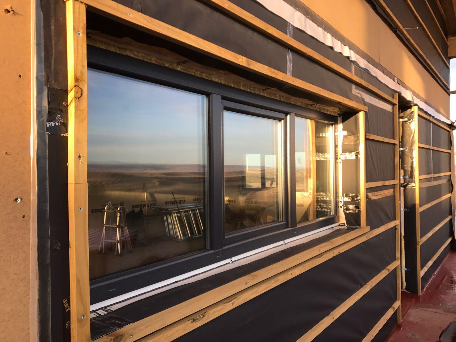 Veneo ventanas Passivhaus