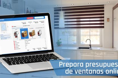 Configurador de ventanas online